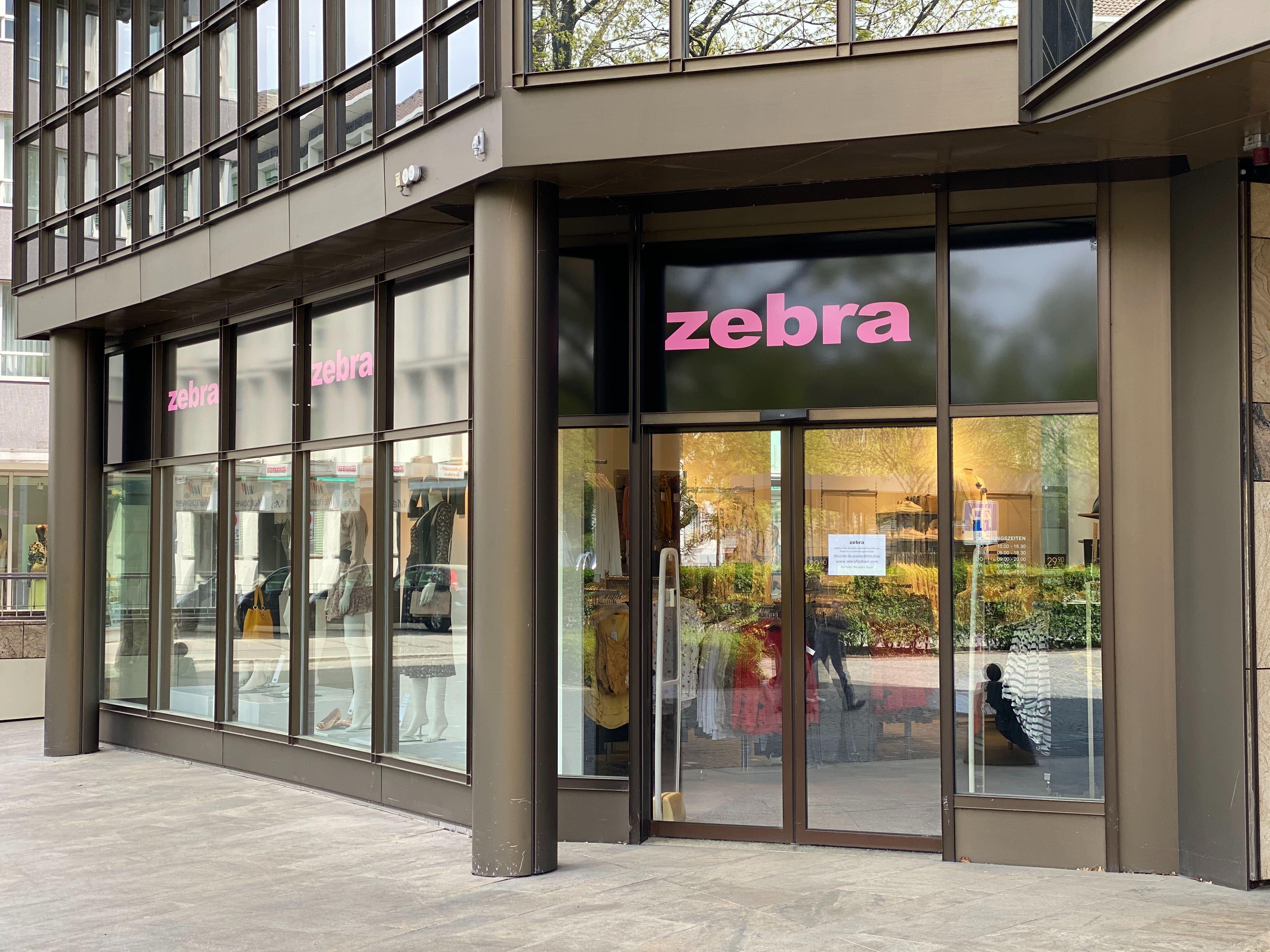 Zebra Fashion (Filiale Altstadt) in Aarau - The Fashion ...