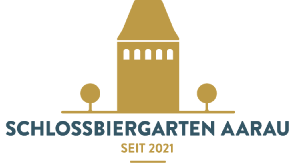Biergarten im Schlosspark
