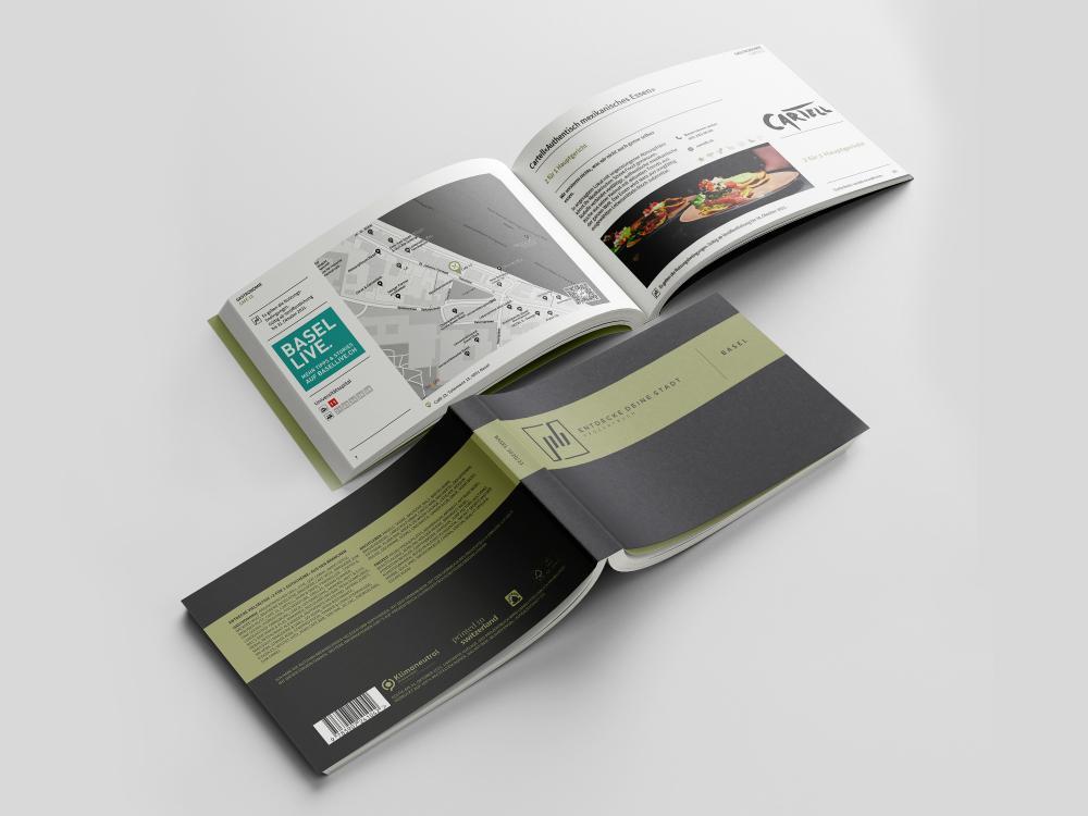 Das prozentbuch Basel 2020/21 enthält 79 Gutscheine aus Gastronomie, Nachtleben und Freizeit und kostet CHF 59.90.-