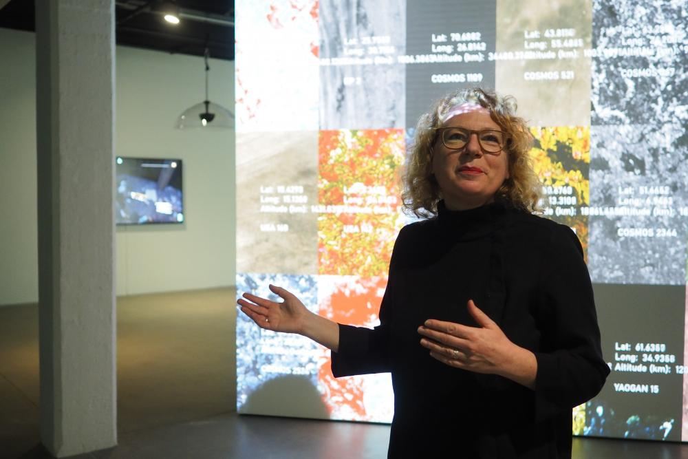 Sabine Himmelsbach ist die Direktorin vom HeK – seit dessen Gründung vor zehn Jahren.