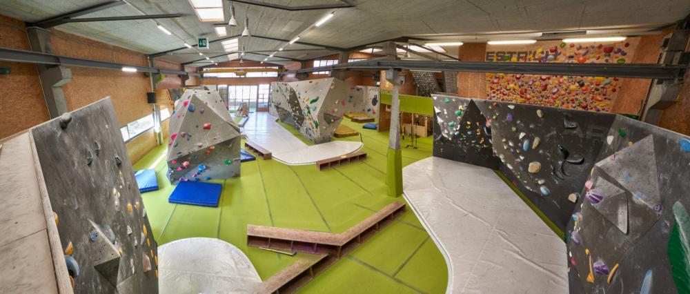 Boulderhalle B2