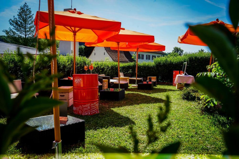 Restaurant Baslerhof in Bettingen