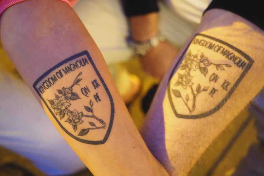 gemeinsame tattoos
