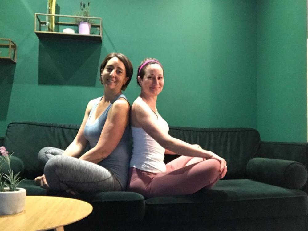 Lara (links) und Amancaya