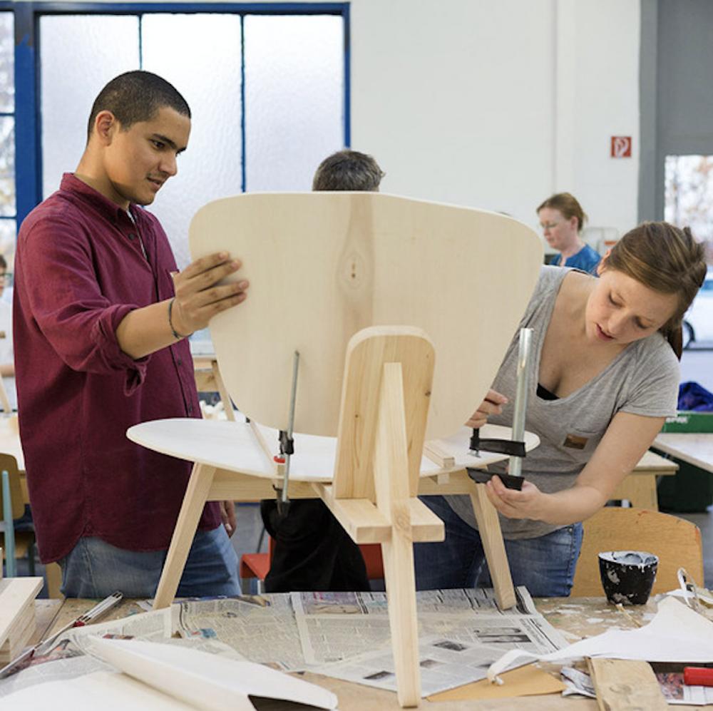 Workshop: Der Weil Chair – Ein Stuhl für alle