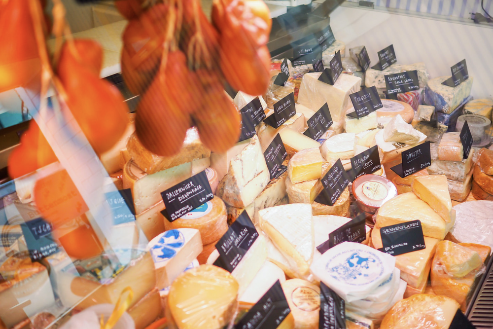 Das Wirth's Huus verwöhnt dich mit feinstem Käse. Probier dich satt!