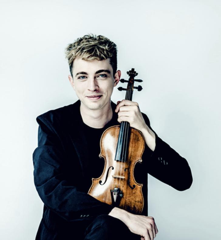 Timothy Crawford (Violine)