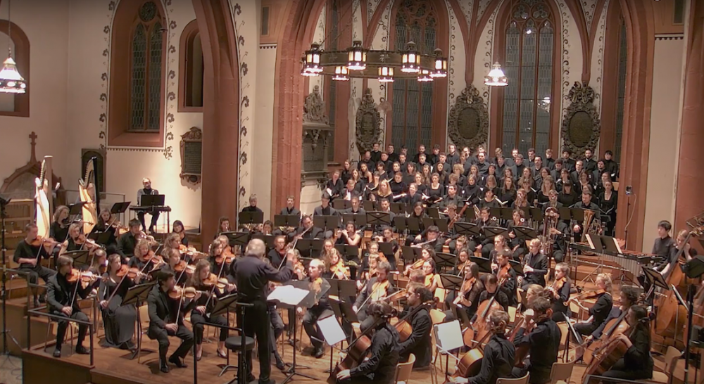 Das Orchester der Hochschule für Musik FHNW | Institut Klassik