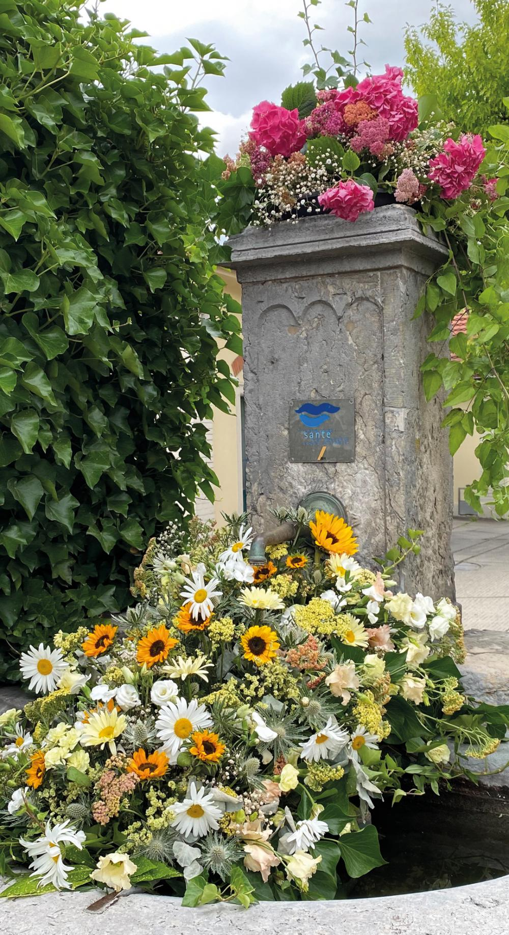 Brunnen bei der Glockengiesserei