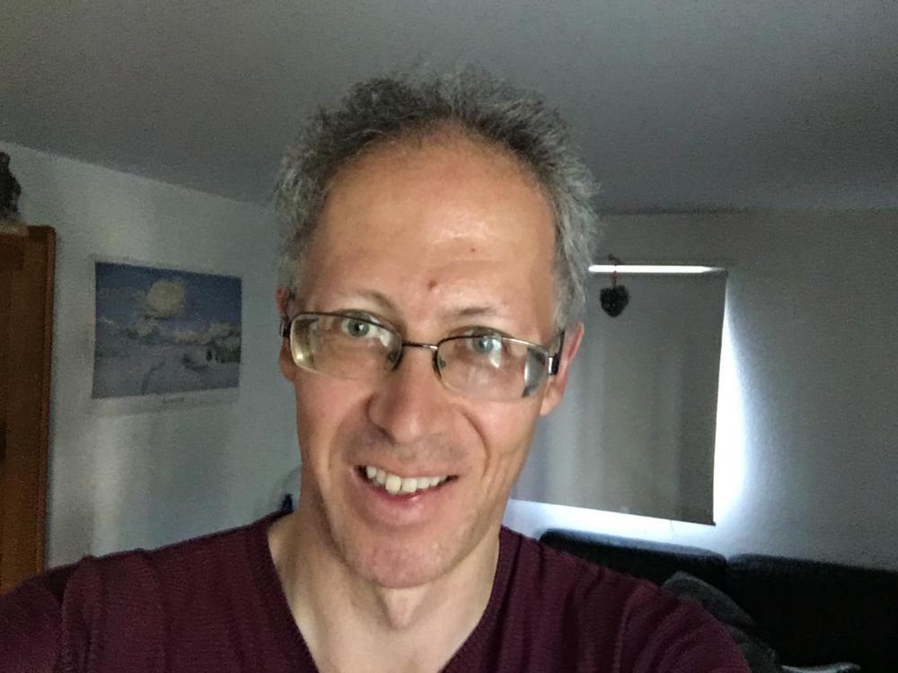 Christian Graf freut sich auf viele weitere spannende Denk- und Diskussions-Stunden.