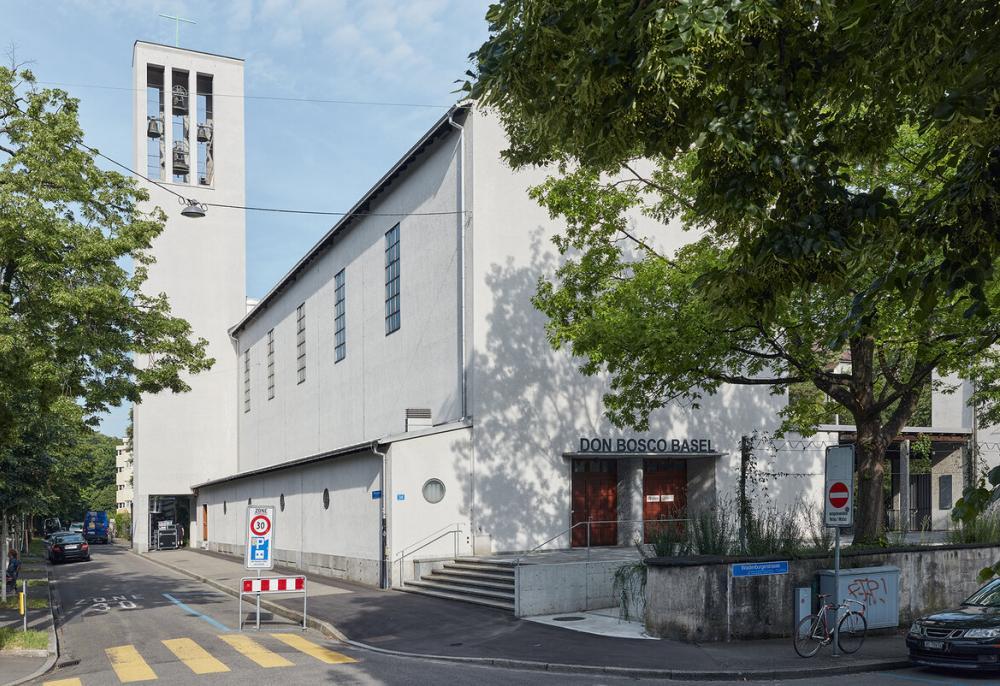 Das neue Musik- und Kulturzentrum Don Bosco Basel
