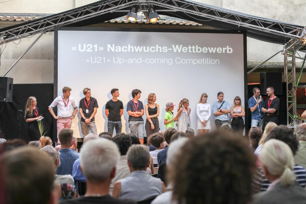 Am Gässli Film Festival steht jeweils der Filmnachwuchs im Vordergrund.