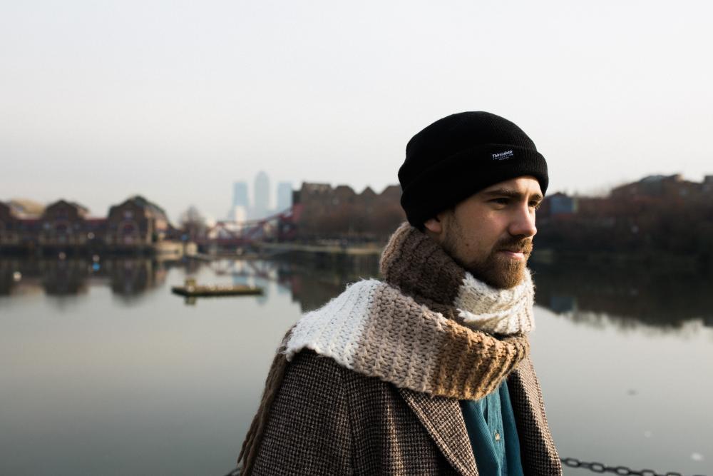 So sehen Organisten von heute aus: Kit Downes aus London