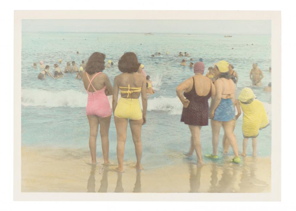 Badende (Coney Island), 1950 - 1960.