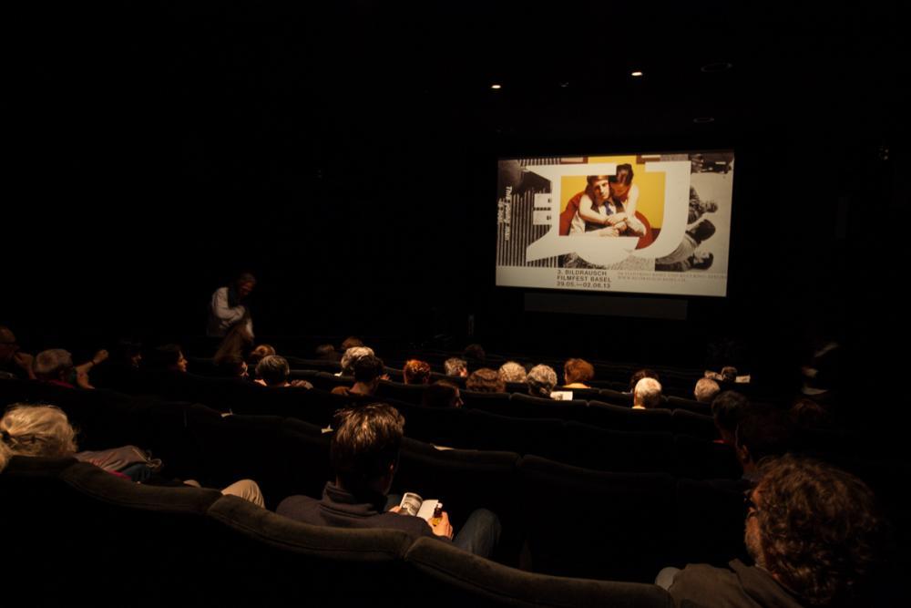 Impressionen Bildrausch Film Fest