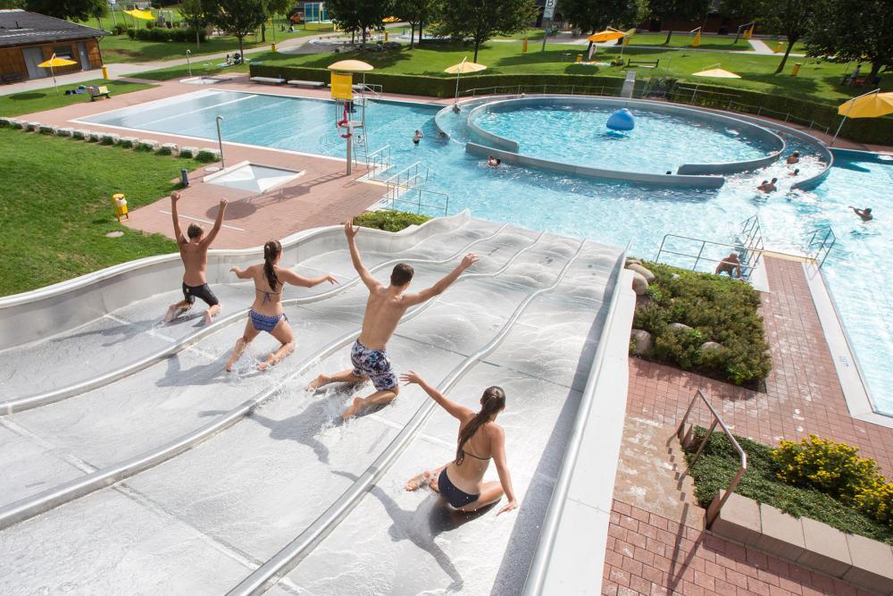 Parkschwimmbad Lörrach