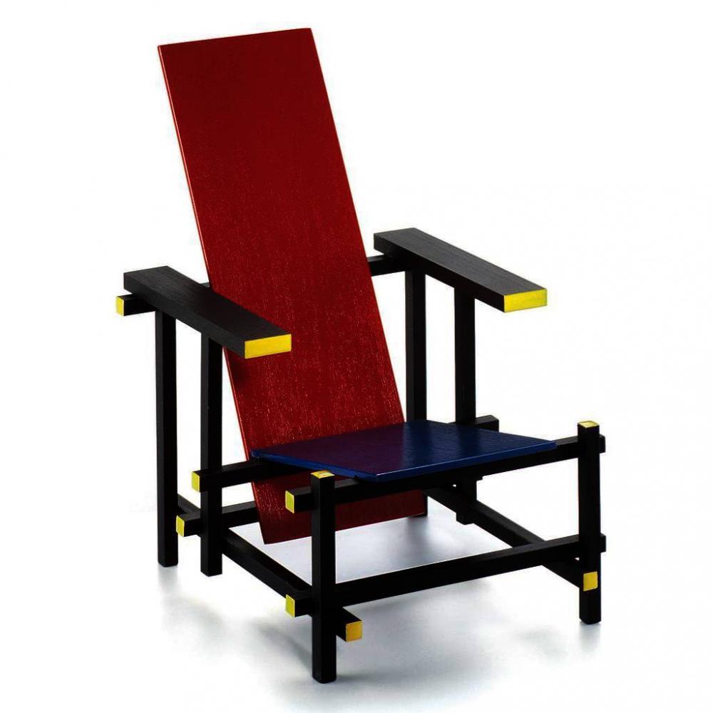 Workshop: Der Rot-Blaue Stuhl – Wir bauen eine Ikone