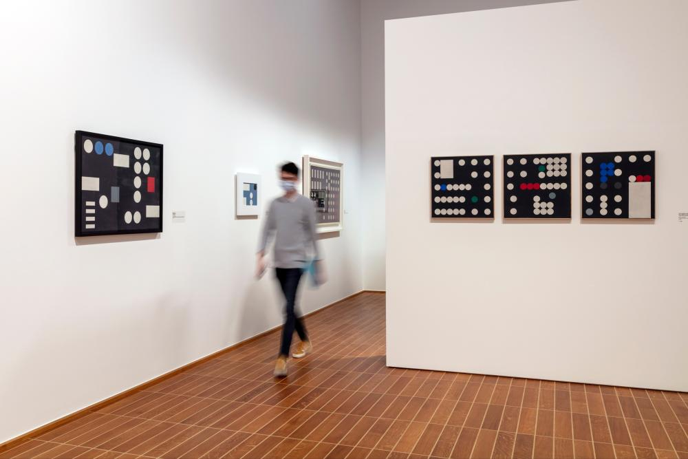 Ausstellungsansicht Kunstmuseum Basel | Neubau