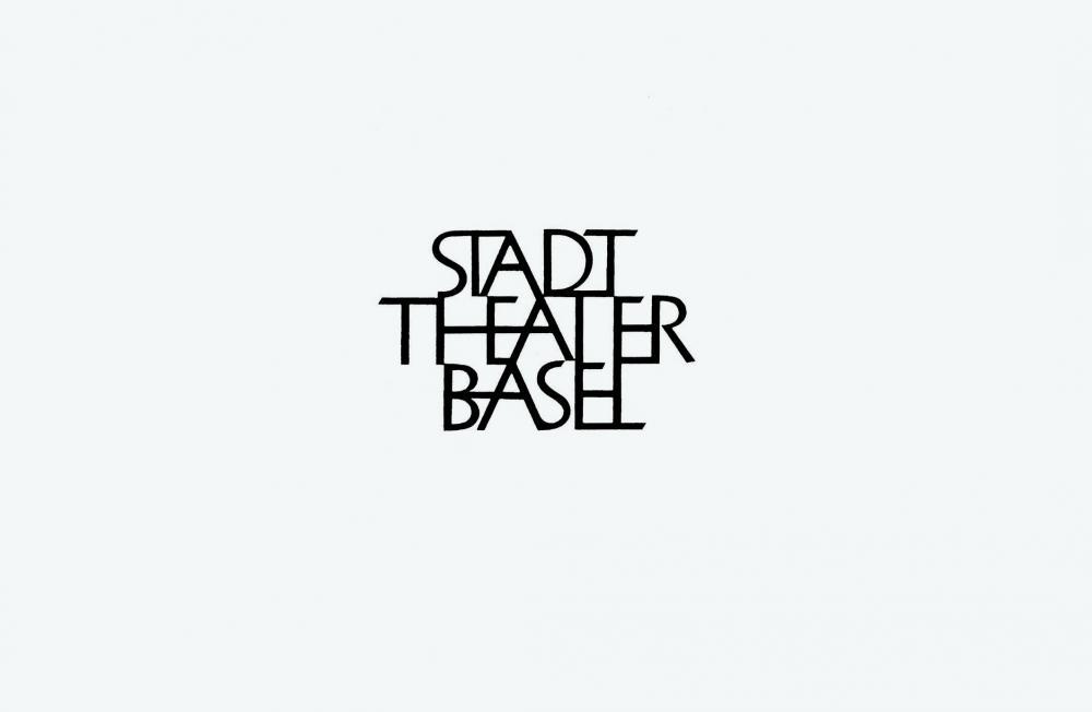 Wortmarke «Stadttheater Basel»