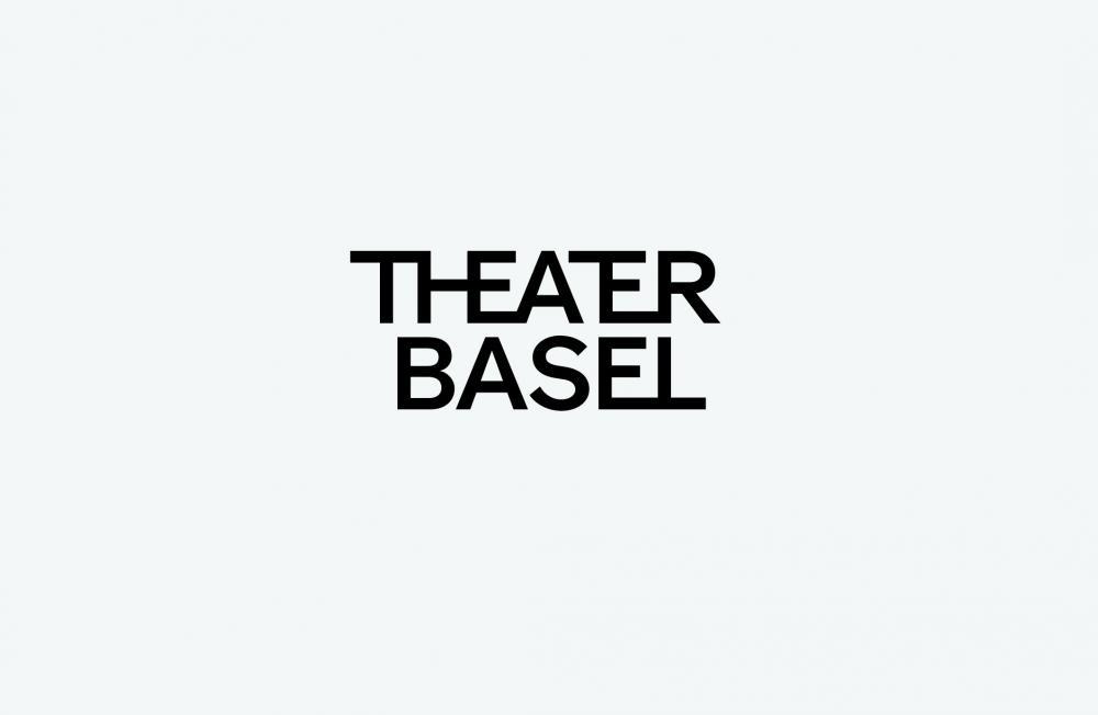 Neue Wortmarke «Theater Basel», Gestaltung Claudiabasel und Nouvelle Noire, 2020, basierend auf der alten Wortmarke.