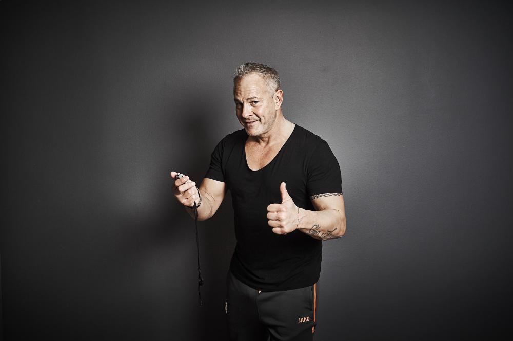 Pierre Ammann von update Fitness ist bereit – bist du es auch?