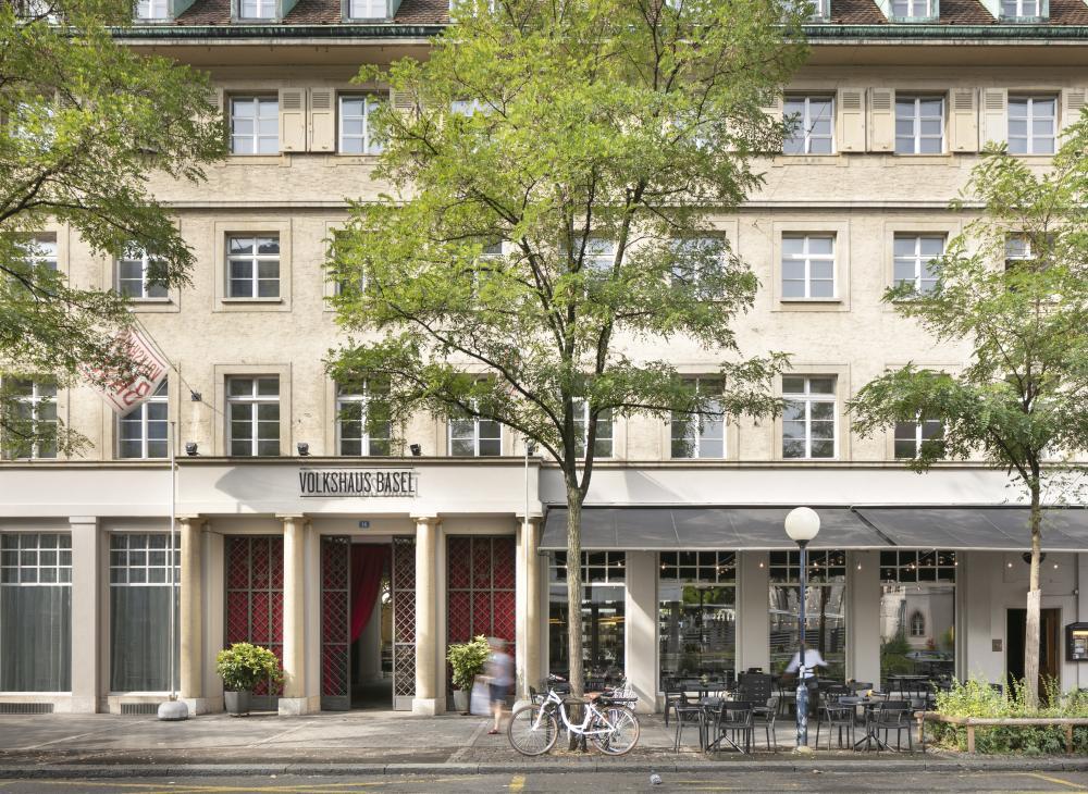 Hier entsteht ein neues Boutique Hotel – im Volkshaus Basel