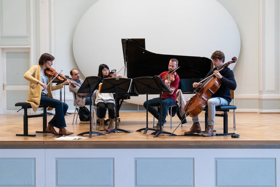 Impressionen Kammermusikfestival (© Susanna Drescher)