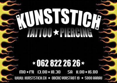 Kunststich