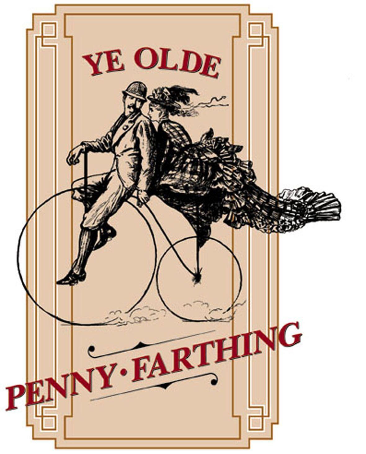 Ye Olde Penny Farthing