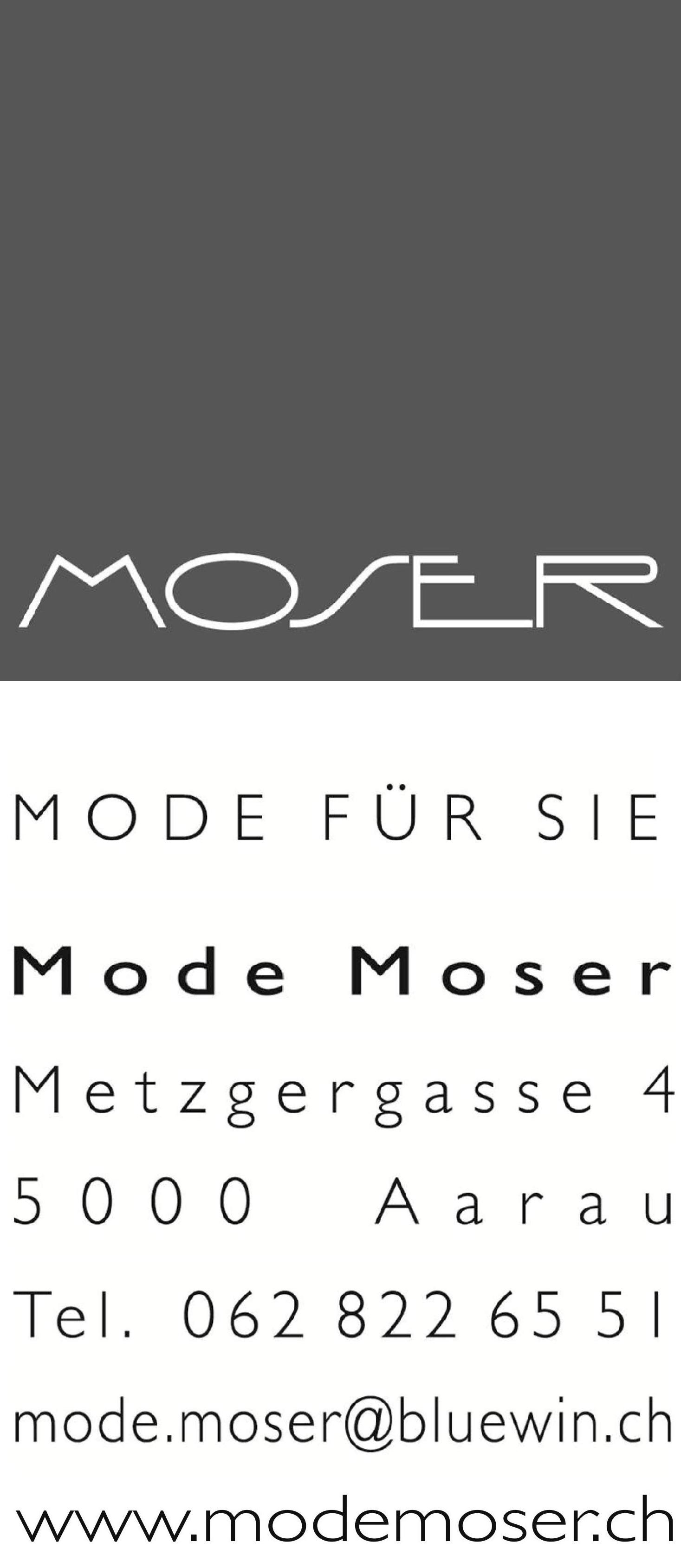 Mode Moser