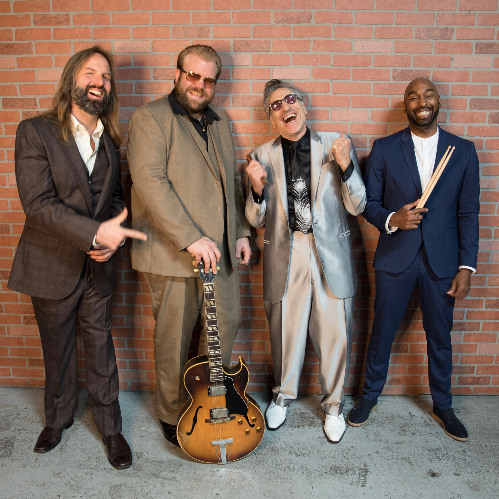 Rick Estrin & The Nightcats (© Groove Now)