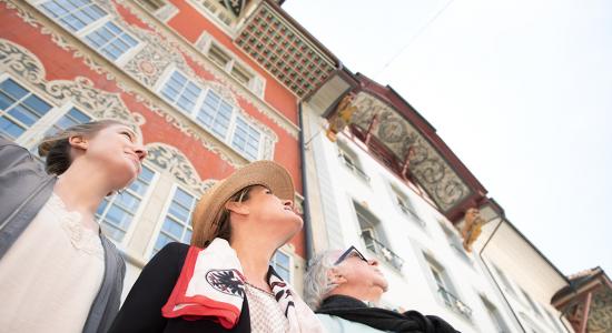 Gutschein | Stadtführung Aarau ❤️